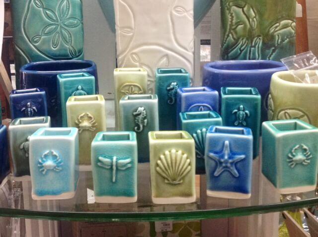 MustDo.com | Blue Mangrove Gallery pottery Marco Island, Florida