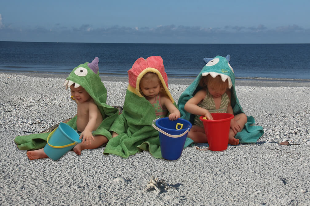 MustDo.com | Must Do Visitor Guides | Colorful Critter Beach Towel Blue Mangrove Gallery Marco Island