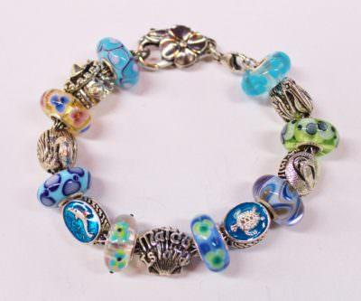 Marco Island Beach Bracelet Blue Mangrove Gallery | MustDo.com | Must Do Visitor Guides top 10 shopping