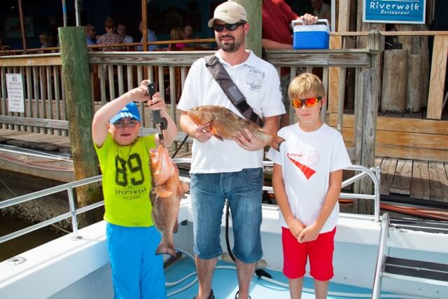 MustDo.com | Must Do Visitor Guides | Pure Naples family fishing charters Naples, Florida