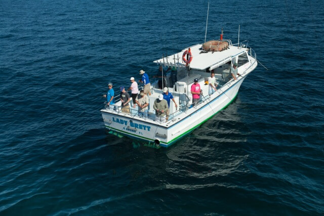 MustDo.com | Pure Naples fishing charter aboard the Lady Brett Naples, Marco Island Florida