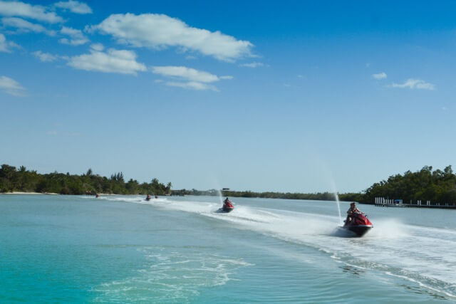 MustDo.com | Pure Naples jet ski rentals and tours Marco Island and Naples, Florida Must Do Visitor Guide