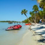 MustDo.com | Pure Naples jet ski rentals rest on the beach shore Naples and Marco Island, Florida. Must Do Visitor Guides #vacation #jetski #florida
