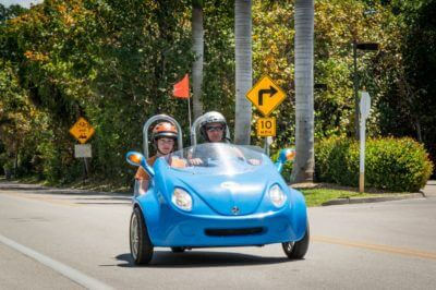 Scoot Coupe rentals from YOLO Watersports Captiva Island, Florida Must Do Visitor Guides | MustDo.com
