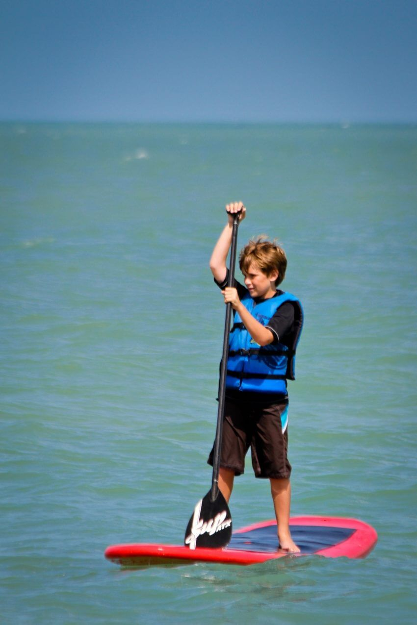 MustDo.com | Stand Up Paddleboard Must Do Captiva Island water sports activities