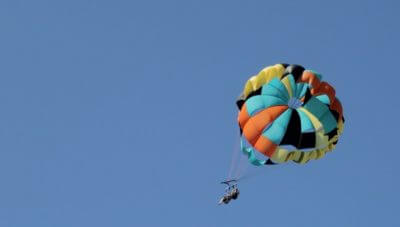Yolo Watersports_Parasail Captiva Island Must Do Visitor Guides | MustDo.com