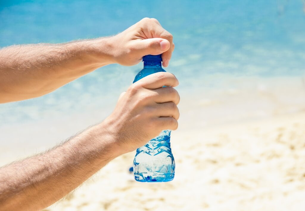 MustDo.com | Sunshine Survival Tips | Must Do Visitor Guides | water and dehydration prevention