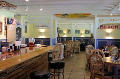 MustDo.com | Blue Giraffe island dining Sanible Island, Florida
