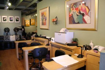 Sanibel Day Spa nail salon Sanibel Island, FL