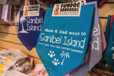MustDo.com | Island Paws Pet Boutique Sanibel Island, Florida.