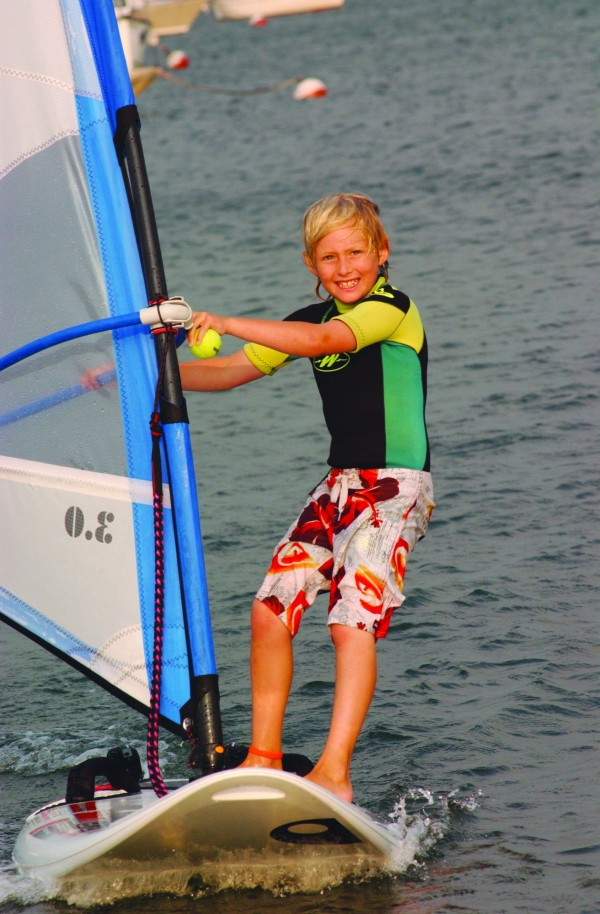 MustDo.com | windsurfing lessons with Island Style Watersports Sarasota, Florida