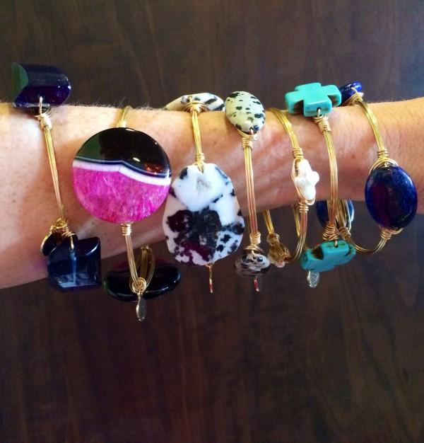 MustDo.com | Bourbon & Bowties bracelets from Molly's! Sarasota, Florida