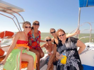 Cool Beans Cruises day sail Naples and Marco Island, FL | Must Do Visitor Guides, MustDo.com