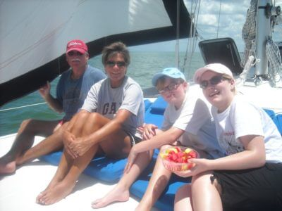 Cool Beans Cruises day sailing trip Marco Island, Naples FL | Must Do Visitor Guides, MustDo.com