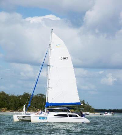 Cool Beans Cruises seawind sailing Marco Island | MustDo.com