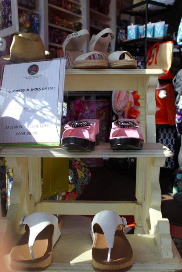 Fashionable, comfortable sandals Molly's! A Chic & Unique Boutique Sarasota, FL