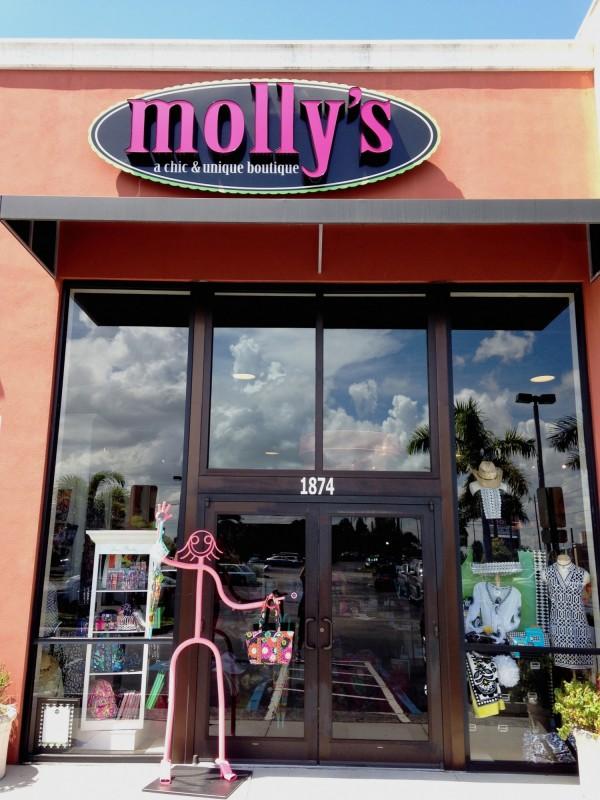 Must Do Visitor Guides | MustDo.com | Molly's! boutique Sarasota, Florida