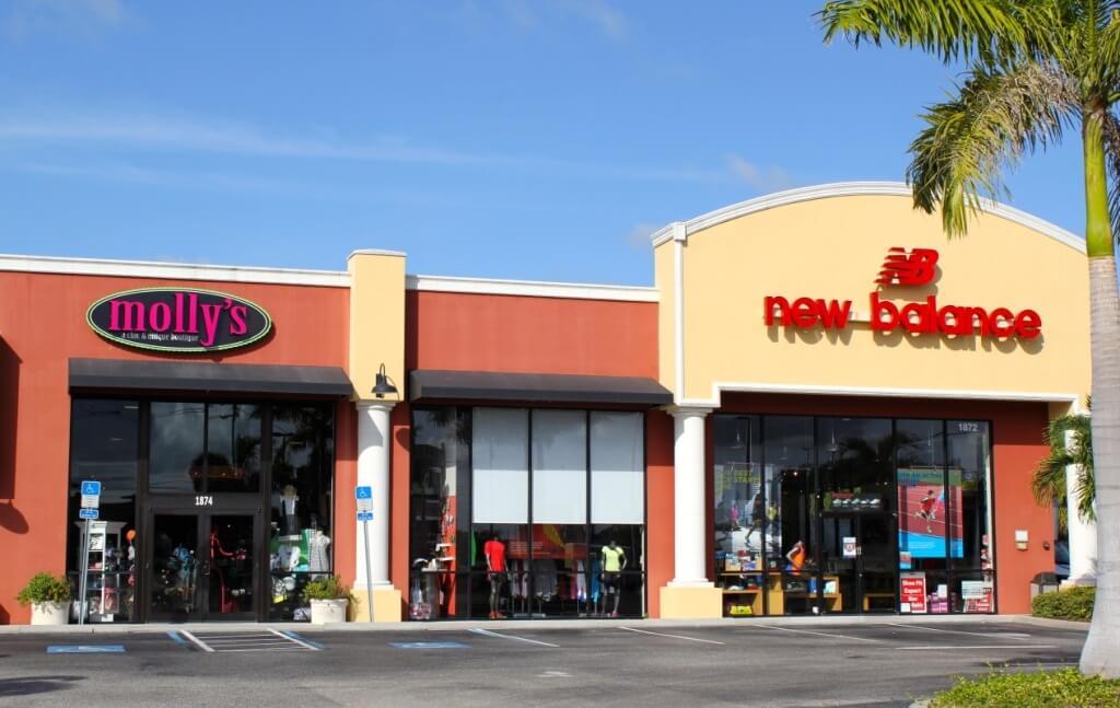 New Balance Shoe Store In San Antonio Texas