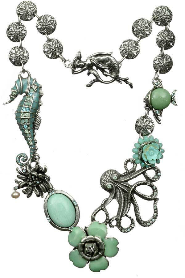 Must Do Visitor Guides | Octopus garden necklace Random Acts Of Art Naples, FL gallery | MustDo.com