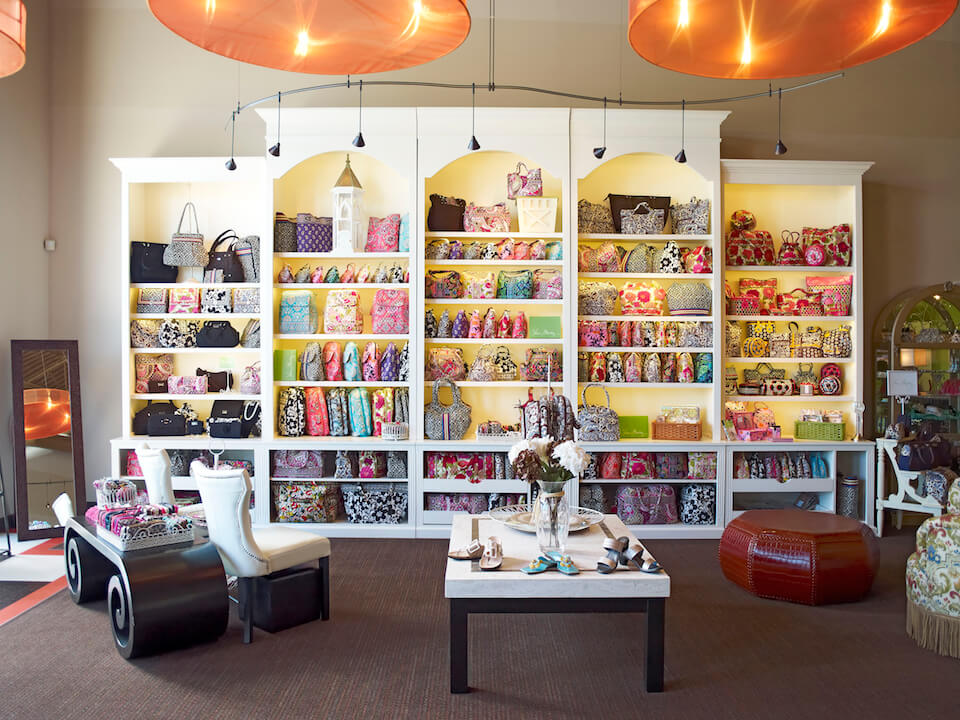 MustDo.com | Vera Bradley products offered at Molly's! boutique Sarasota, Florida