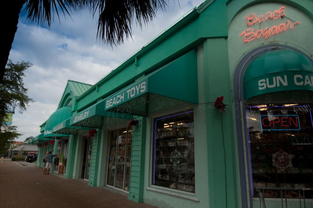Beach Bazaar beach gear, swimsuits, gifts, souvenirs, toys and more Siesta Key, Florida | MustDo.com