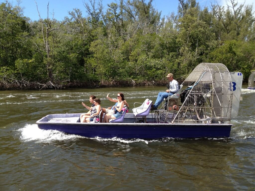 MustDo.com Everglades Airboat & Totch's Island tours in Marco Island and Naples, Florida