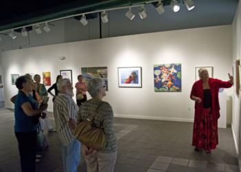 MustDo.com   Exhibit gallery Lee County Alliance for the Arts Fort Myers, FL