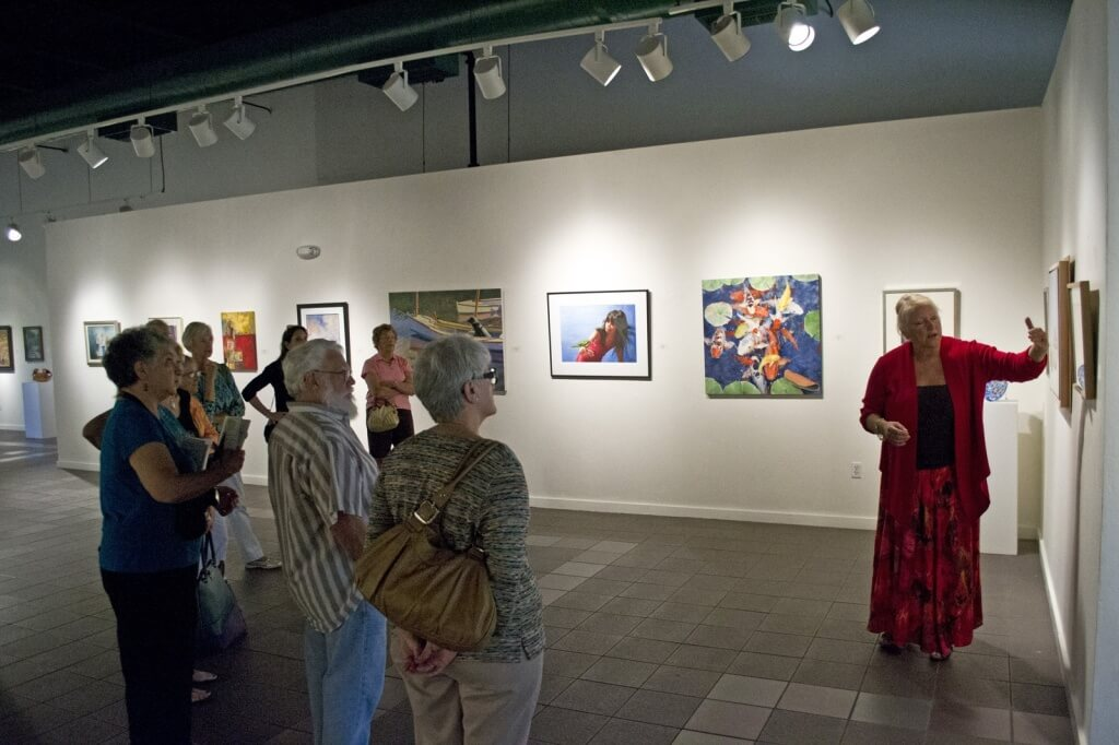 MustDo.com | Exhibit gallery Lee County Alliance for the Arts Fort Myers, FL