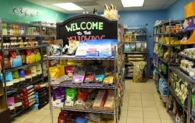 MustDo.com Island Paws pet food and treats Sanibel Island