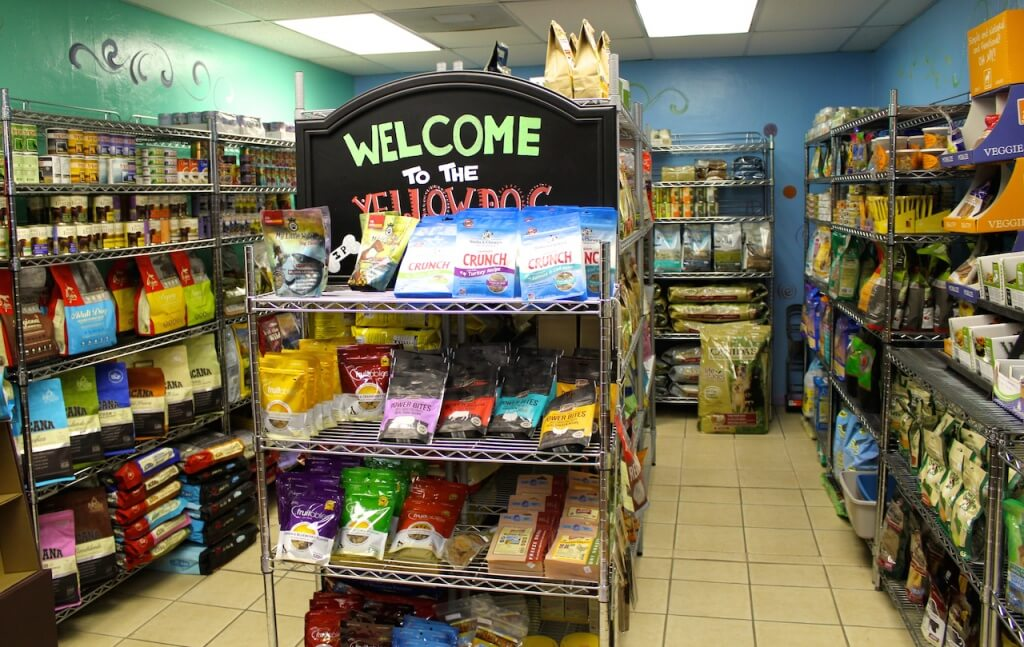 MustDo.com Island Paws pet food and treats Sanibel Island
