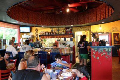 Must Do Visitor Guides, MustDo.com | Over Easy Cafe breakfast, lunch restaurant Sanibel Island, FL