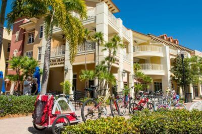 Shop and Dine in Ave Maria's Town Center (near Naples, FL)