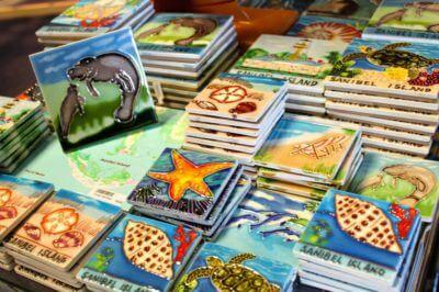 Must Do Visitor Guides | MustDo.com, Suncatcher's Dream gift shop Sanibel Island, Florida