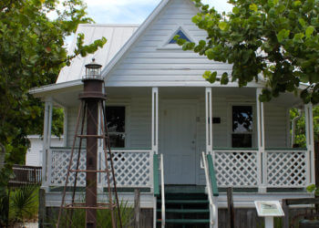 MustDo.com   Sanibel Historical Museum & Village Sanibel, FL USA. Photo by Nita Ettinger, Must Do Visitor Guides.