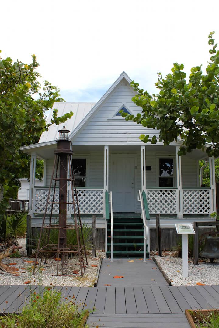 MustDo.com | Sanibel Historical Museum & Village Sanibel, FL USA. Photo by Nita Ettinger, Must Do Visitor Guides.
