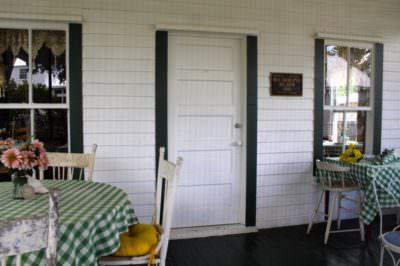 MustDo.com | Must Do Visitor Guides, 1926 Miss Charlotta's Tea Room Sanibel Historical Village & Museum
