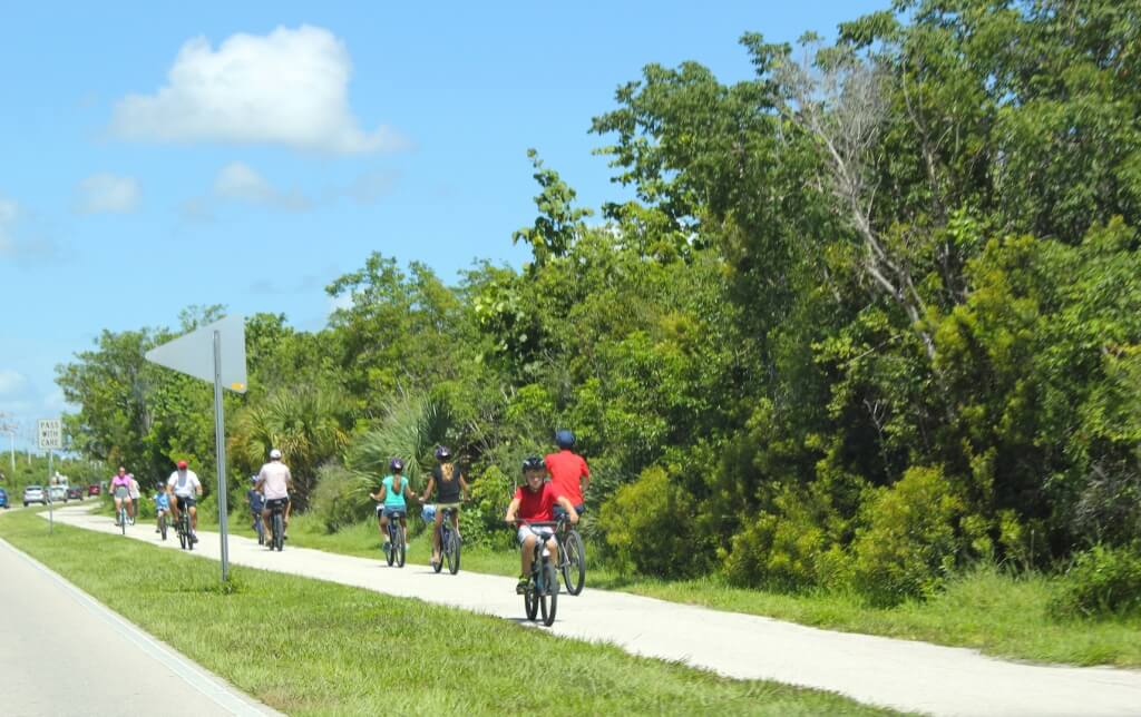 MustDo.com | Must Do Visitor Guides | Biking along Sanibel Island, Florida