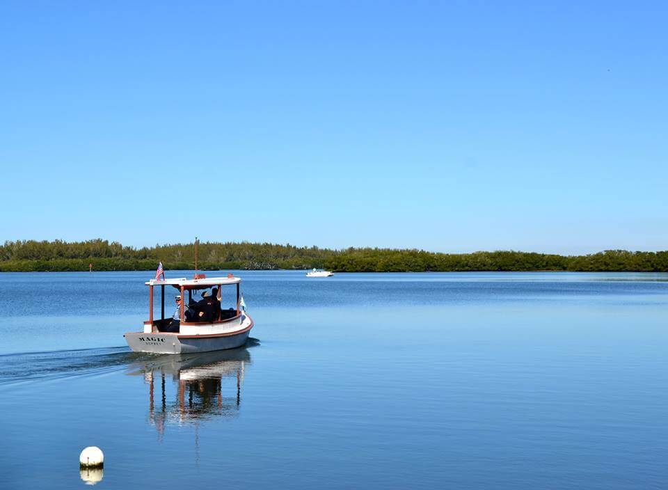 MustDo.com | Sarasota attraction, Historic Spanish Point boat tours Osprey, Florida