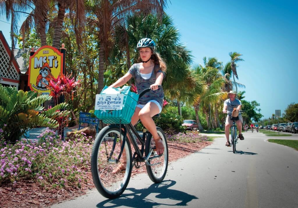 MustDo.com | Biking Sanibel Island, Florida USA Photo by Debi Pittman Wilkey