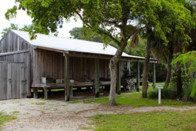 MustDo.com | Sanibel Packing House Historical Village & Museum. Sanibel Island, Florida. Photo by Nita Ettinger Must Do Visitor Guides.