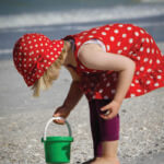 MustDo.com | Collecting shells on Sanibel Island, Florida. Photo by Debi Pittman Wilkey