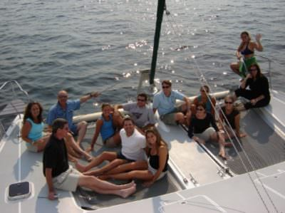 Must Do Visitor Guides , MustDo.com | Enjoying a sail on the Kathleen D Sarasota, Florida