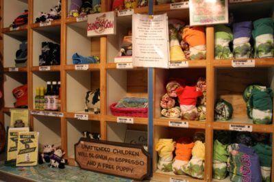 MustDo.com | Must Do Visitor Guides, Island Cow restaurant gift shop Sanibel Island, Florida