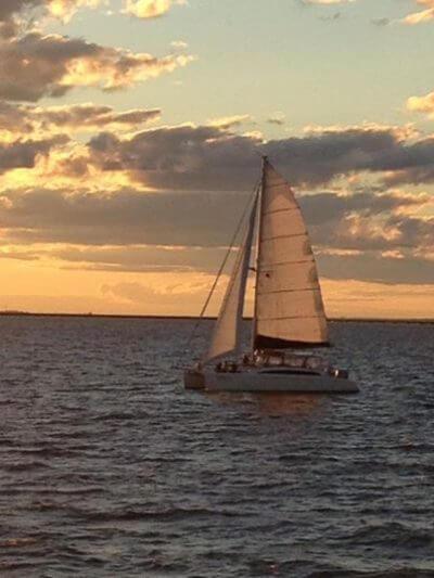 MustDo.com | Must Do Visito Guides | Kathleen D Sailing Catamaran sunset tour Sarasota, Florida