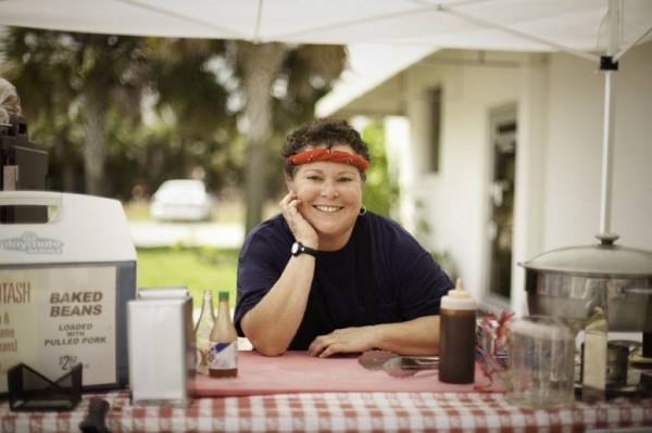 MustDo.com | Nancy, owner of Nancy's Bar-B-Q Sarasota, FL