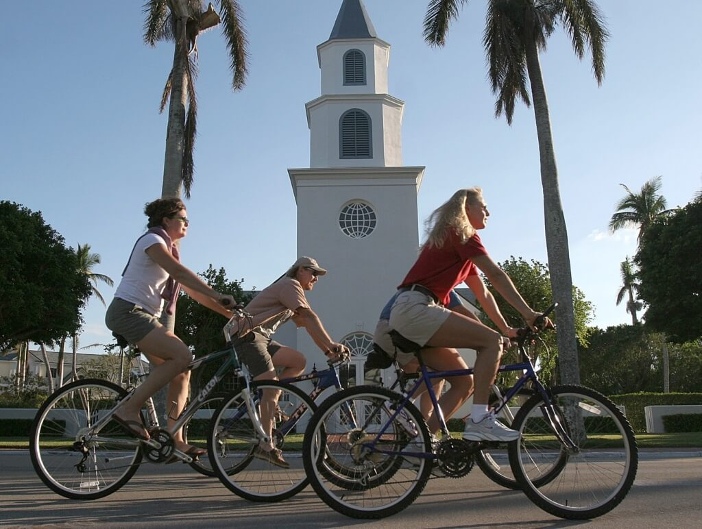 MustDo.com | Guided bike tours of Old Naples with Naples Bicycle Tours in Naples, Florida