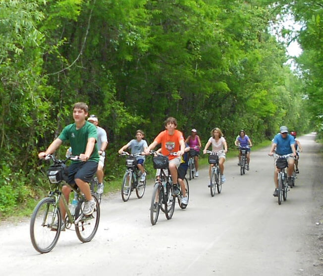 MustDo.com |Guided bike tour through the Everglades with Naples Bicycle Tours