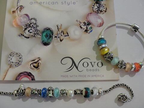 Must Do Visitor Guides, MustDo.com| Novo beads for charm bracelets Suncatcher's Dream Sanibel