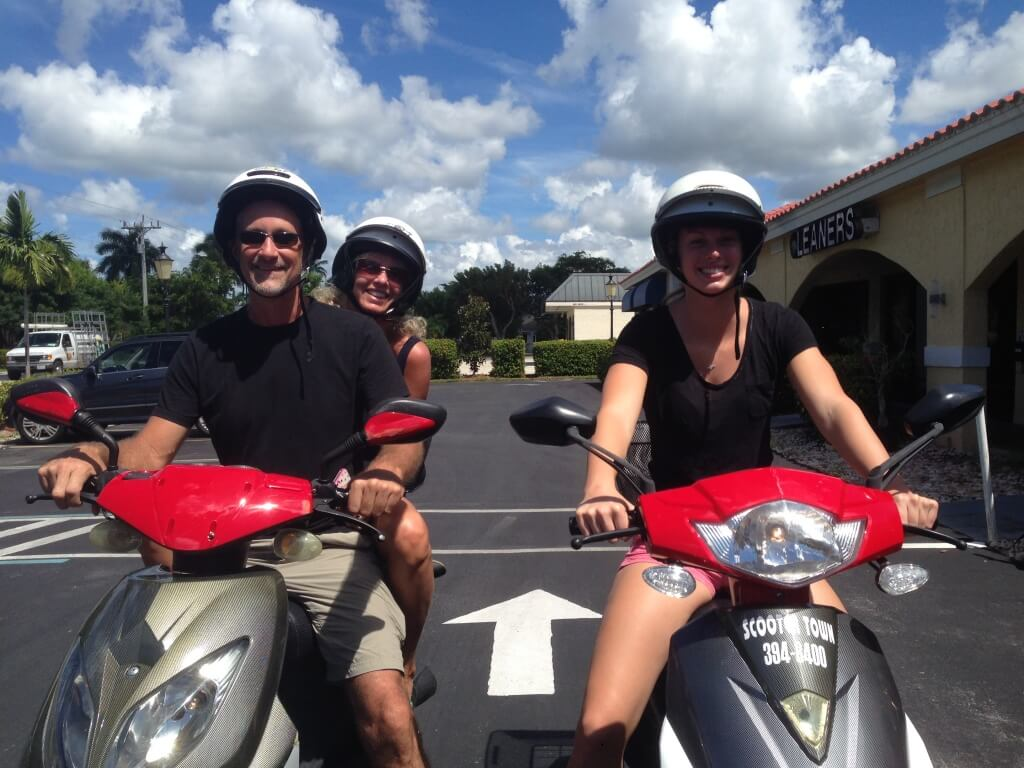 Bicycle Trails On Marco Island
