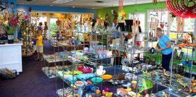 MustDo.com Suncatcher's Dream handcrafted gifts Sanibel, FL Must Do Visitor Guides